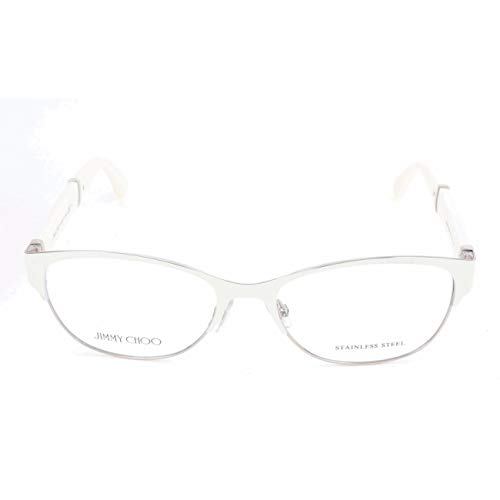 Jimmy Choo Brillengestelle JC153 Oval Brillengestelle 52, Pink