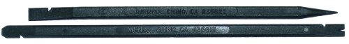 Set of Two (2) Made in USA by Menda Nylon Professional Laptop iPhone iPad Pry Open Repair Spudger Black Stick Tools