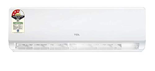 TCL 1.5 Ton 3 Star AI Ultra-Inverter Split AC (Copper, Vitamin C Filter, 2021 Model, TAC-18CSD/EV3S, White)