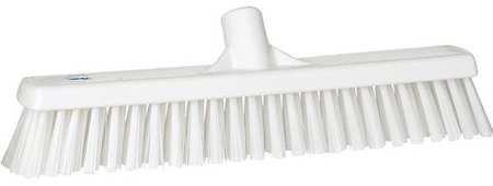 VIKAN White Polyester Fine Sweeping Combo Floor Broom