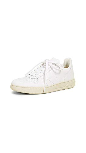 Veja Damen Sneaker V-10 Weiss (10) 38