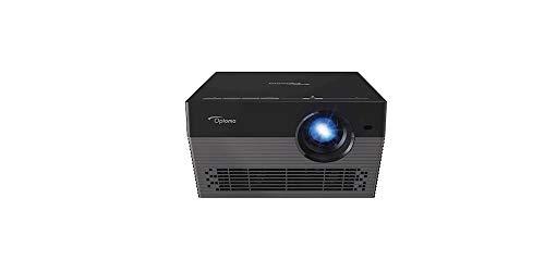 Optoma UHL55 Alexa 4K LED Projektor (Ultra HD, 2500Lumen, 500.000:1 Kontrast, 2x HDMI) Schwarz
