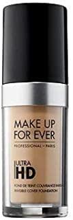 MAKE UP FOR EVER Ultra HD Invisible Cover Foundation (Y225#MARBLE)