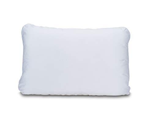I Love Pillow Cül Down, Queen, White