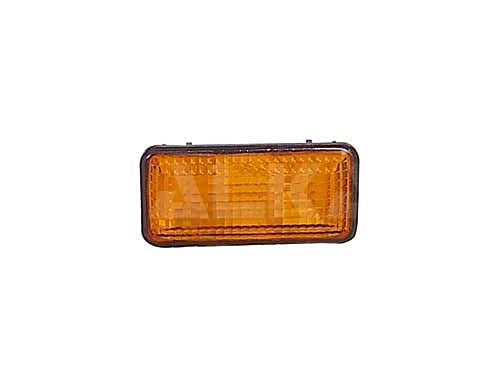 Depo 3107125 Réversible, feu lateral, sans porte-lampe, orange