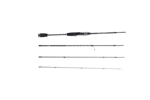アブガルシア(Abu Garcia) フレッシュ&ソルトウォーターロッド スピニング クロスフィールド(XROSSFIELD) XRFS-734L-MB パックロッド 4ピース 釣り竿