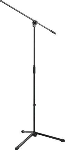 Konig & Meyer 25400 Mikrofonstativ 3/8 Zoll) mit Welded - 55 Verlängerung Schwarz
