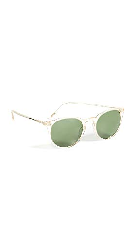 Oliver Peoples Occhiali da Sole O'MALLEY SUN OV 5183S BUFF/GREEN C 48/22/145 uomo