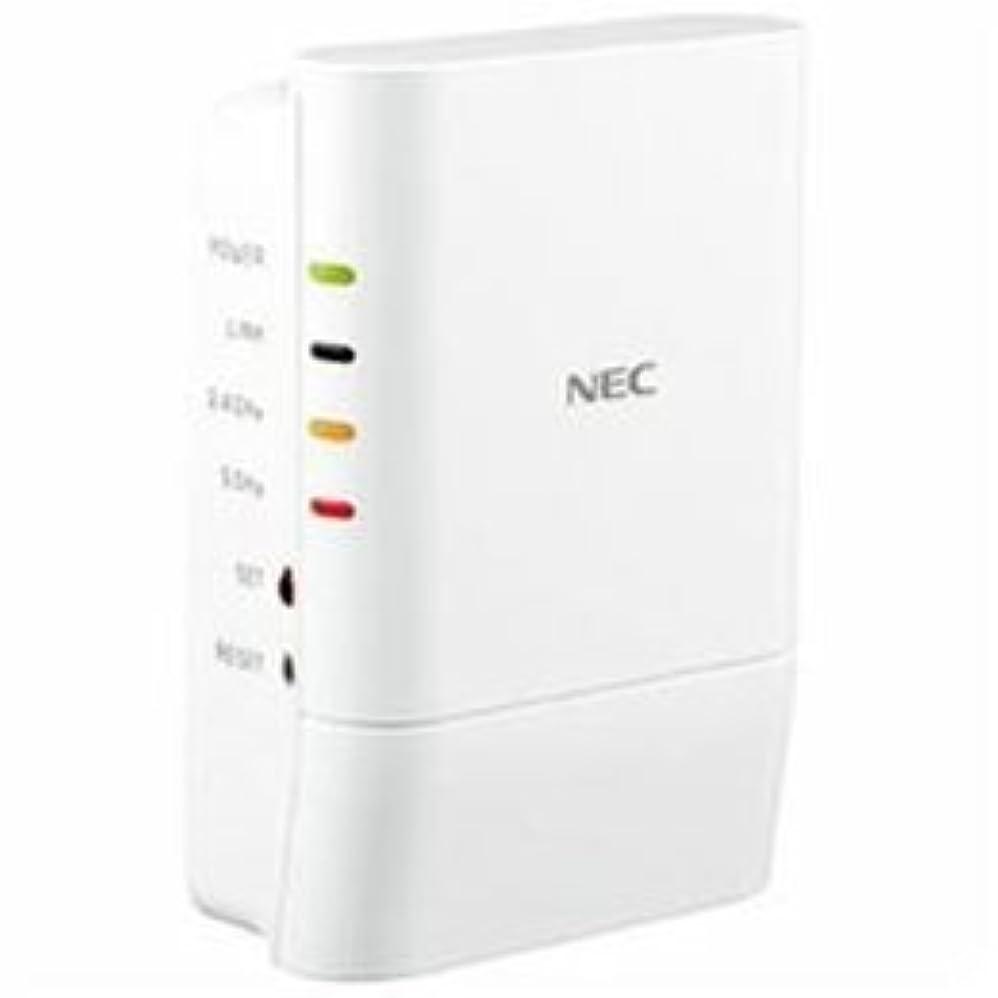 シーボード複雑な誇りに思うNEC 11ac/n/a/g/b対応 無線LAN中継機 PA-W1200EX NEC