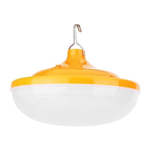 SONG Campingleuchte, Solarlampe, tragbare Outdoor-LED-LED-Solarbetriebene Camping-Laterne, USB wiederaufladbare Campingleuchte, Notlicht