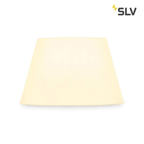 Style Classique 50 cm crème abat-jour Calico conique Cylindre Forme