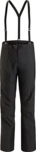 Arc'teryx Damen Women's Beta AR Pant Regenhose Schwarz XL - Regular