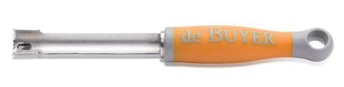 DE BUYER -2612.01 -universal corer 13 mm - manche orange