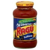 Ragu Old World Style Pasta Sauce, Smooth, Traditional 24 oz (pack of 2)