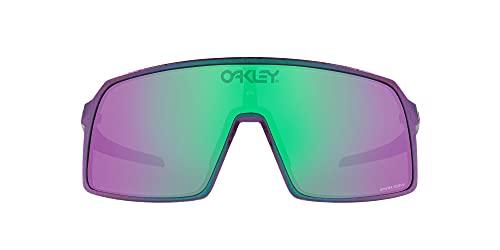 Oakley Occhiali da Sole SUTRO OO 9406 Green Purple/Prizm Road Jade 37/13/140 uomo