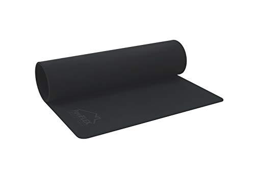 Bootymats Home Fitness - Esterilla Ciclismo protección Suelo para Rodillos y Equipos Fitness en casa. Bicicleta estática, elíptica, Ciclo Indoor, Cintas de Correr. Medida: 180x80 cm