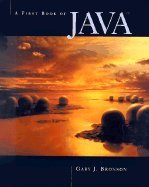 First Book of Java