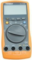 TENMA 72-7750 MULTIMETER DIGITAL HANDHELD, 3-3/4 DIGIT