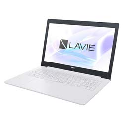 PC-NS70CMAW(カームホワイト) LAVIE Note Standard 15.6型液晶
