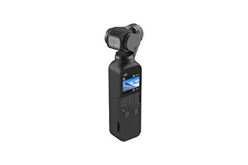 DJI Osmo Pocket - Estabilizador mecánico en tres ejes