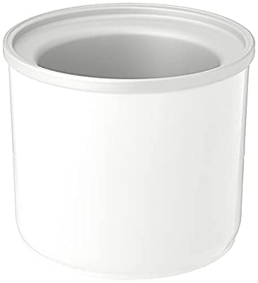 Cuisinart ICE-45RFB 1-1/2-Quart Ice Cream Maker Freezer Bowl - For use with the Cuisinart ICE-45 Mix It In Soft Serve Ice Cream Maker