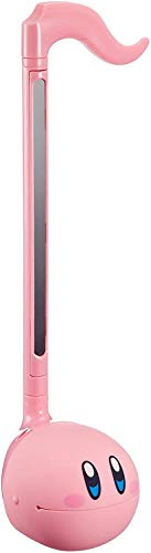 Otamatone [Kirby - English Version Pink Hero Video Game Character Japanese Electronic Musical Instrument Portable Synthesizer from Japan