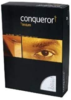 Conqueror Paper, A4, 100gsm, Cream, Wove Finish, 500sh/Pack