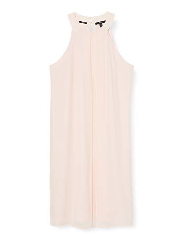 ESPRIT Collection Damen 040EO1E341 Kleid, 695/PASTEL PINK, 38