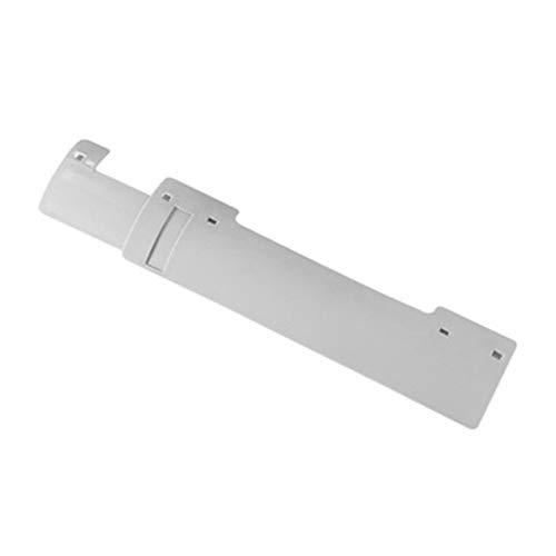 Déflecteur Climatiseur Climatiseur extensible Wind Shield réglable Easly Installer Anti Blowing Board air froid Déflecteur Universal Baffle Pare-brise Universel (Color : Dark Grey)