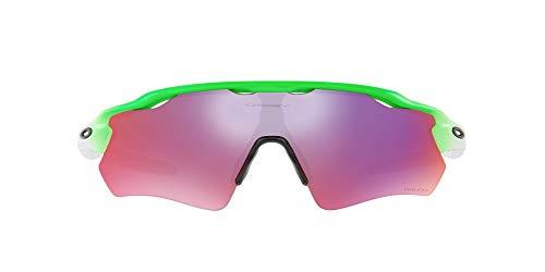 Oakley Radar EV Path - Gafas de Sol, Hombre, Verde (Green Fade/Prizm Road), talla del fabricante: 38