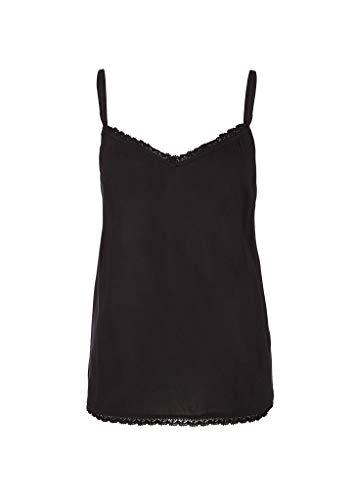 s.Oliver Damen 120.10.004.10.100.2038989 Bluse, Black, 42