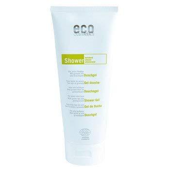 eco cosmetics Bio Duschgel mit grünem Tee und Granatapfel (2 x 200 ml)