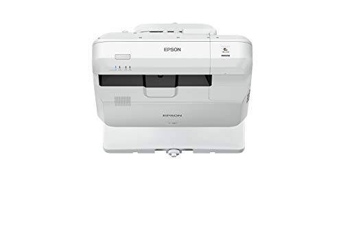 Epson EB-700U Beamer/Projector (4000 ANSI Lumen, 3LCD, WUXGA (1920x1200), 16:10, 1778-3302 mm (70-130 inch), 0,4-0,8 m)