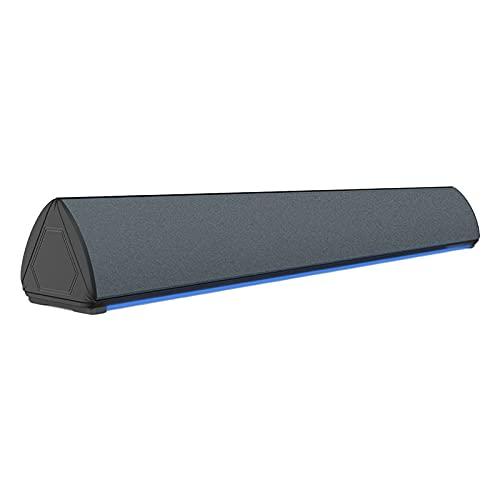 balikha Barra de Sonido con Control Remoto Bluetooth 5.0 con Subwoofer Incorporado para TV