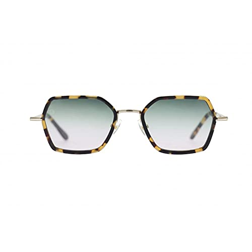 Kyme Sunglasses Ben 50 20 145 Various Colors 03 Amber Turtle Gold Green Gradient To Pink