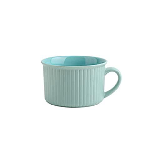 Coffee Cup Taza Creativa Taza de cerámica del hogar Simple Taza de café de la Oficina Amantes Taza de Agua