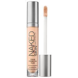 Urban_Decay Naked Skin Color Correcting Fluid in Peach - masks circles/spots