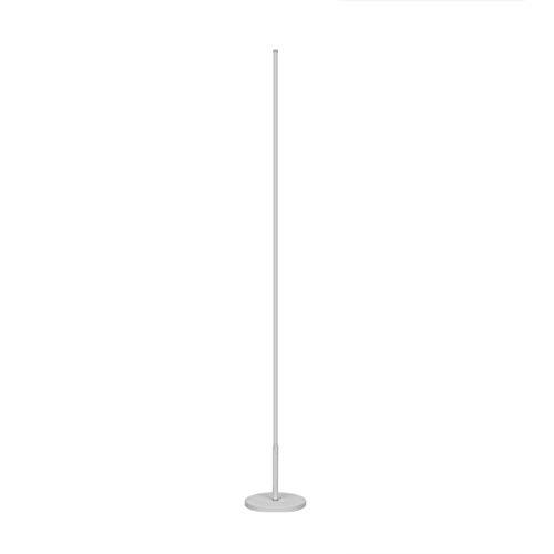QTDH staande lamp met hoge palen voor op de bank, oogverzorgingstaak lezen LED torchiere vloerlamp voor woonkamer studeer