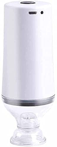 ZHEYANG Embasadoras Vacio Selladora al vacío Manual Selladoras de Alimentos al vacío para el hogar Máquina de envasado de Sellado de Frutas y Alimentos de Cocina Vacuum Sealer Model:G07016(Color:B)