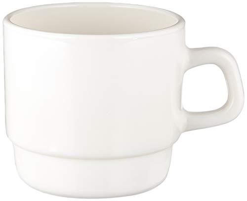 Arcoroc Intensity-Set 12 Tazas café y Leche de Vidrio Zenix 22cl