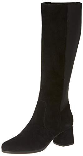 Geox Damen D Calinda Mid D Knee High Boot, Schwarz, 37 EU