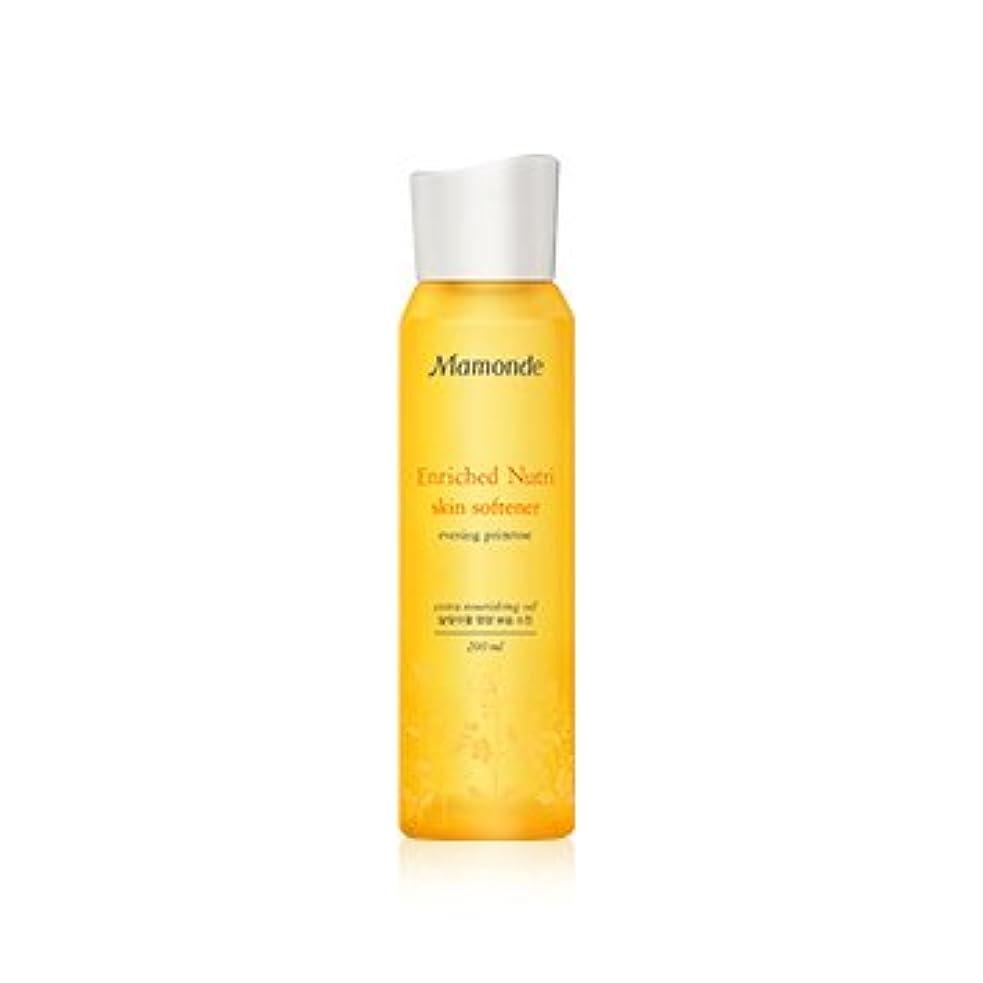 顎打ち上げる進捗[New] Mamonde Enriched Nutri Skin Softener 200ml/マモンド エンリッチド ニュートリ スキン ソフナー 200ml [並行輸入品]