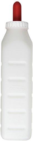 Milk Specialties Inc Advance 996 Screw Top Nursing Bottle Set 3Quart