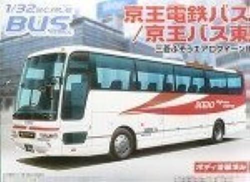 1 32 Mitsubishi-Fuso Aero Queen 1 KEIO DENTETSU BUS  KEIO BUS EAST