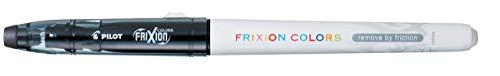Pilot 4144001 Fasermaler FriXion Colors, löschbar, schwarz