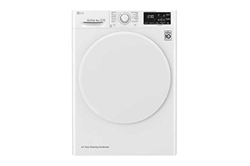 LG RT8DIHP Kondenstrockner - 8 kg, Weiß, A+++