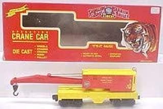 K-Line K6810 Ringling Bros & Barnum Bailey Crane Car O Gauge