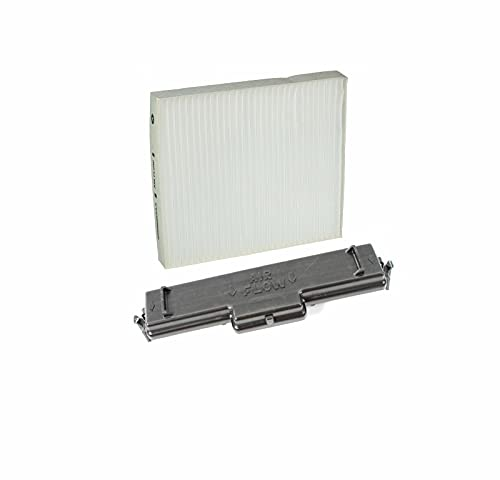 Cabin Air Filter & Filter Access Door Compatible with Dodge Ram 1500 2500 3500