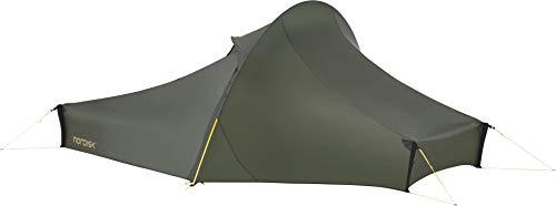 Nordisk Telemark 1 LW Zweilagenzelt Zelt, Forest Green