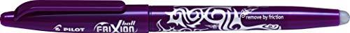 Pilot Frixion Erasable Rollerball Pen 0.7mm Tip- Wijn Rood, Doos van 12
